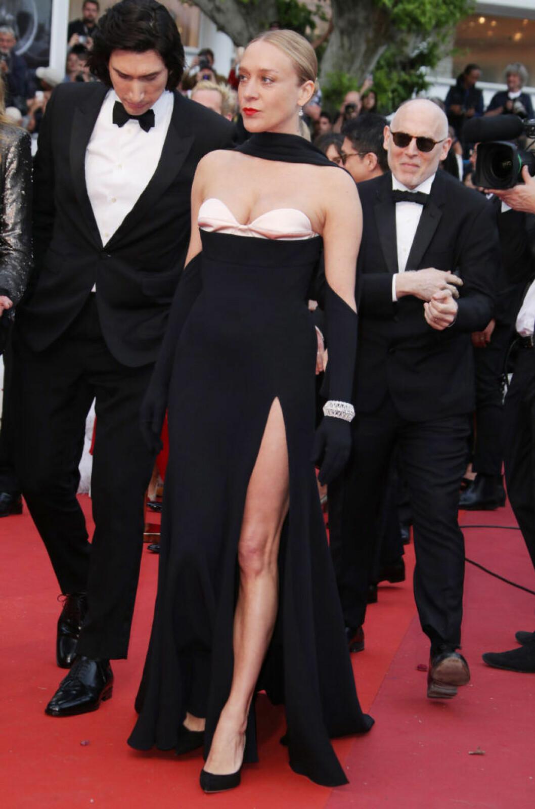 Chloë Sevigny på filmestivalen i Cannes 2019