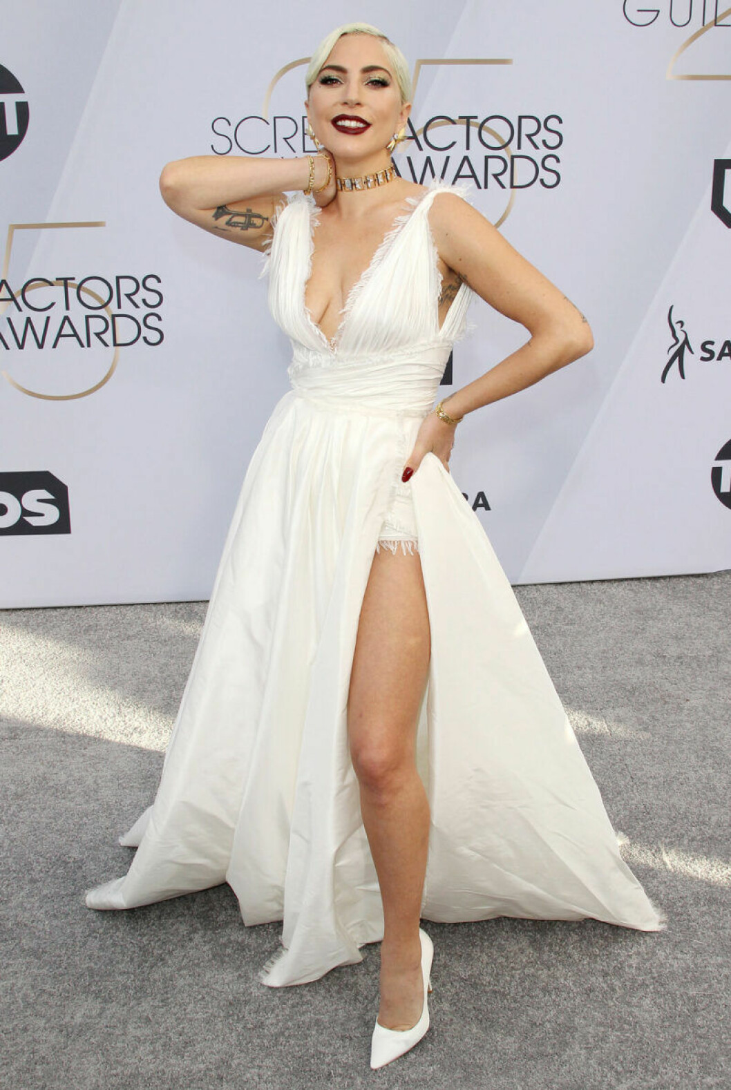 Röda mattan, Lady Gaga