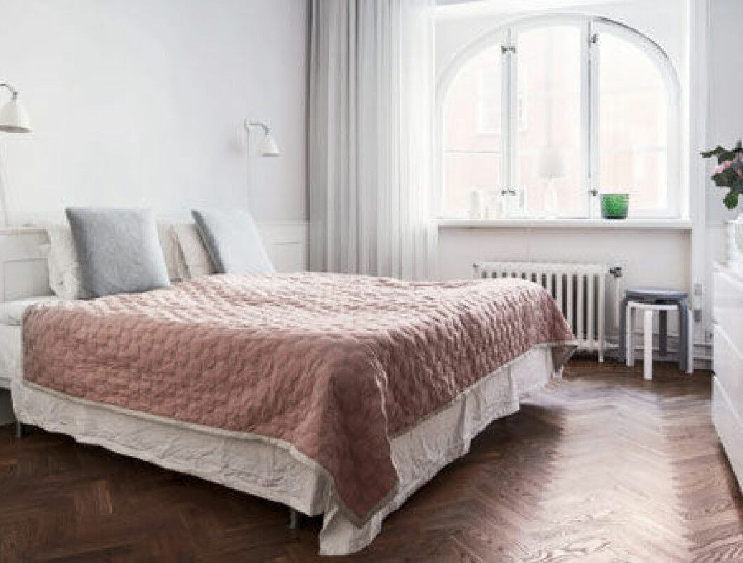 Livingroom in scandinavian style.