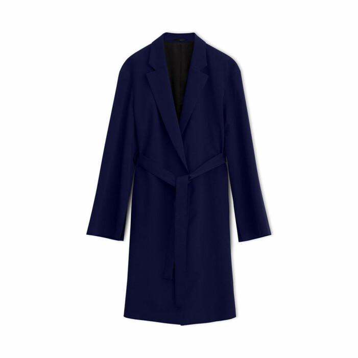 Blå kappa från Filippa K