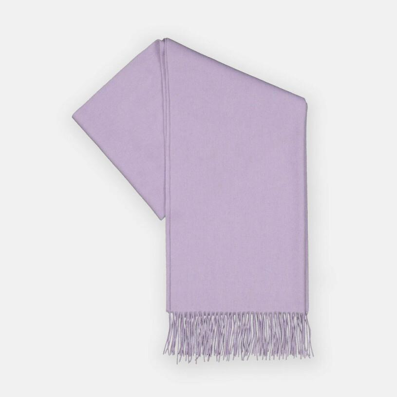 lila halsduk