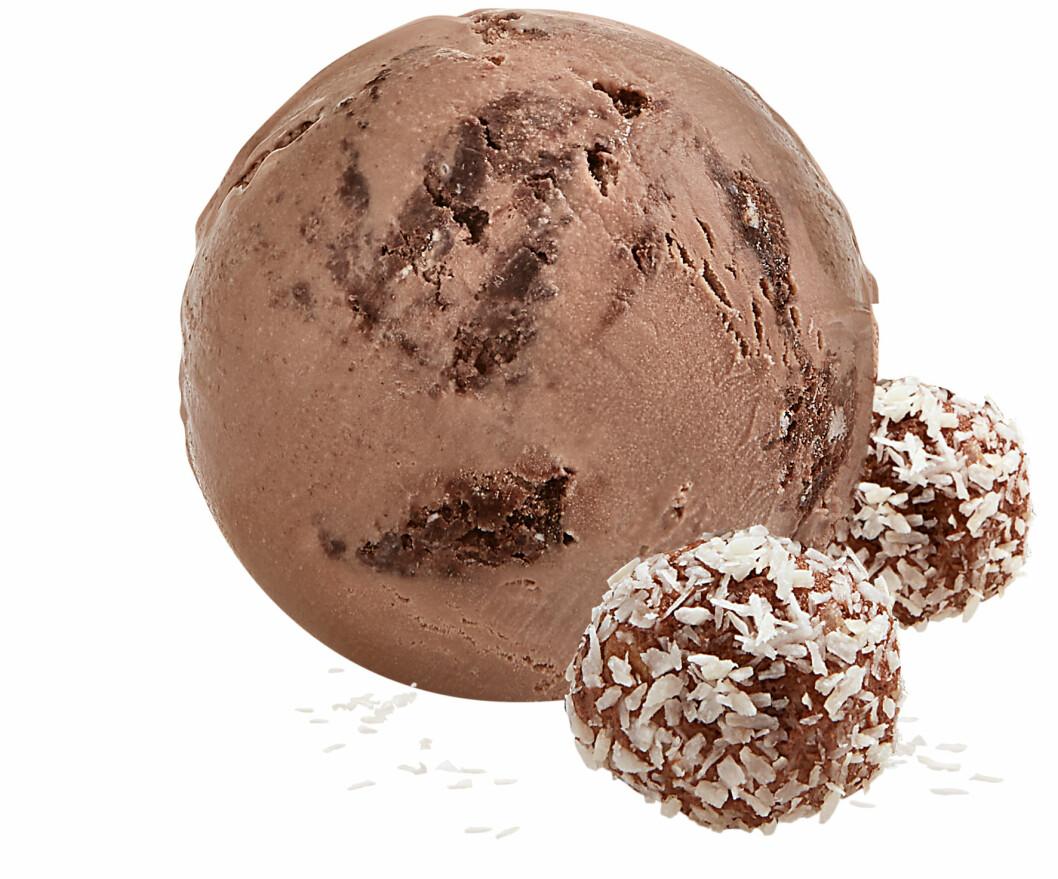 chokladbollsglass