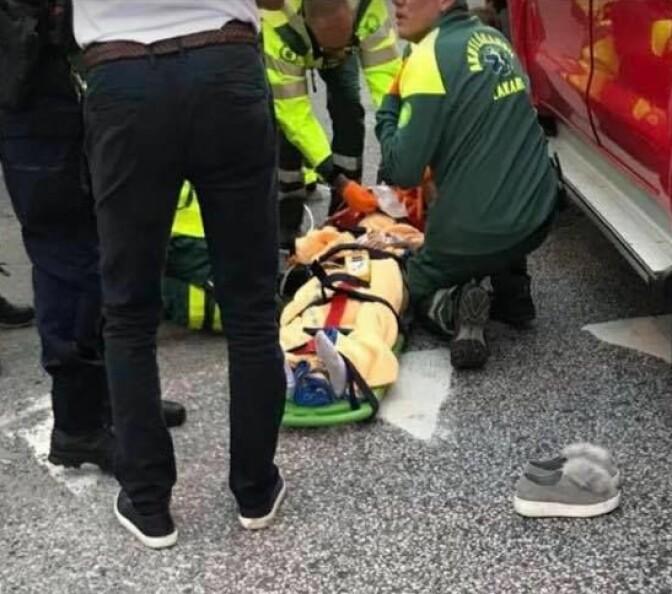 16-åriga Livia Nävertun blev överkörd