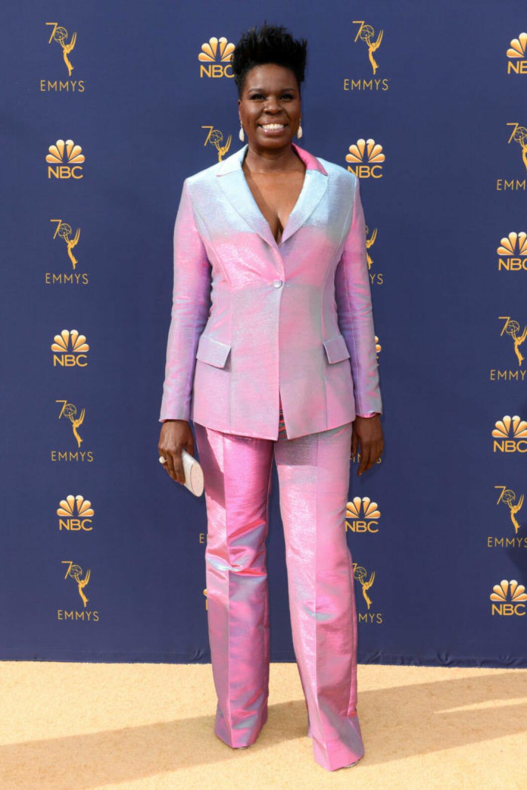 Leslie Jones Emmygalan 2018