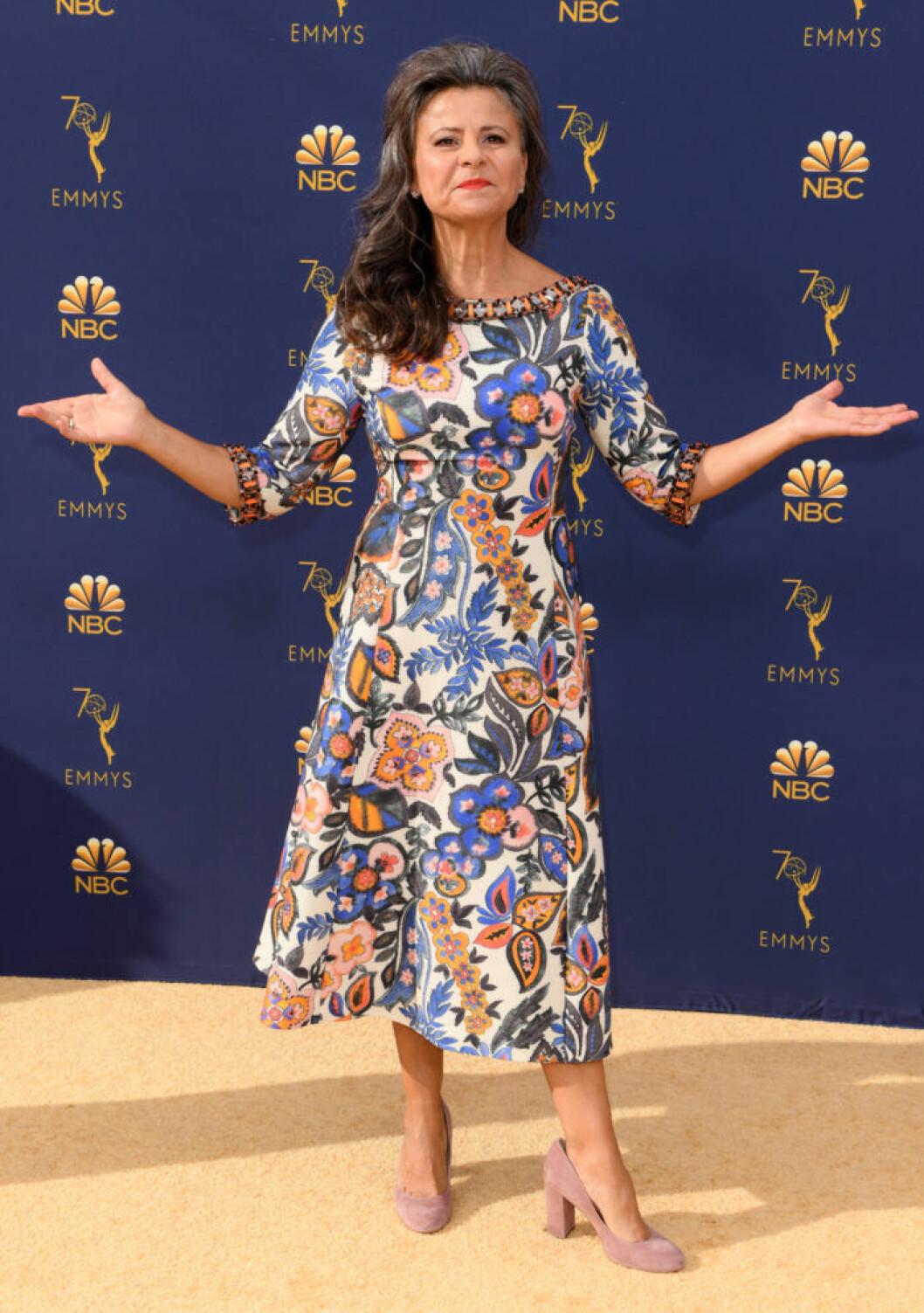 Tracey Ullman Emmygalan 2018