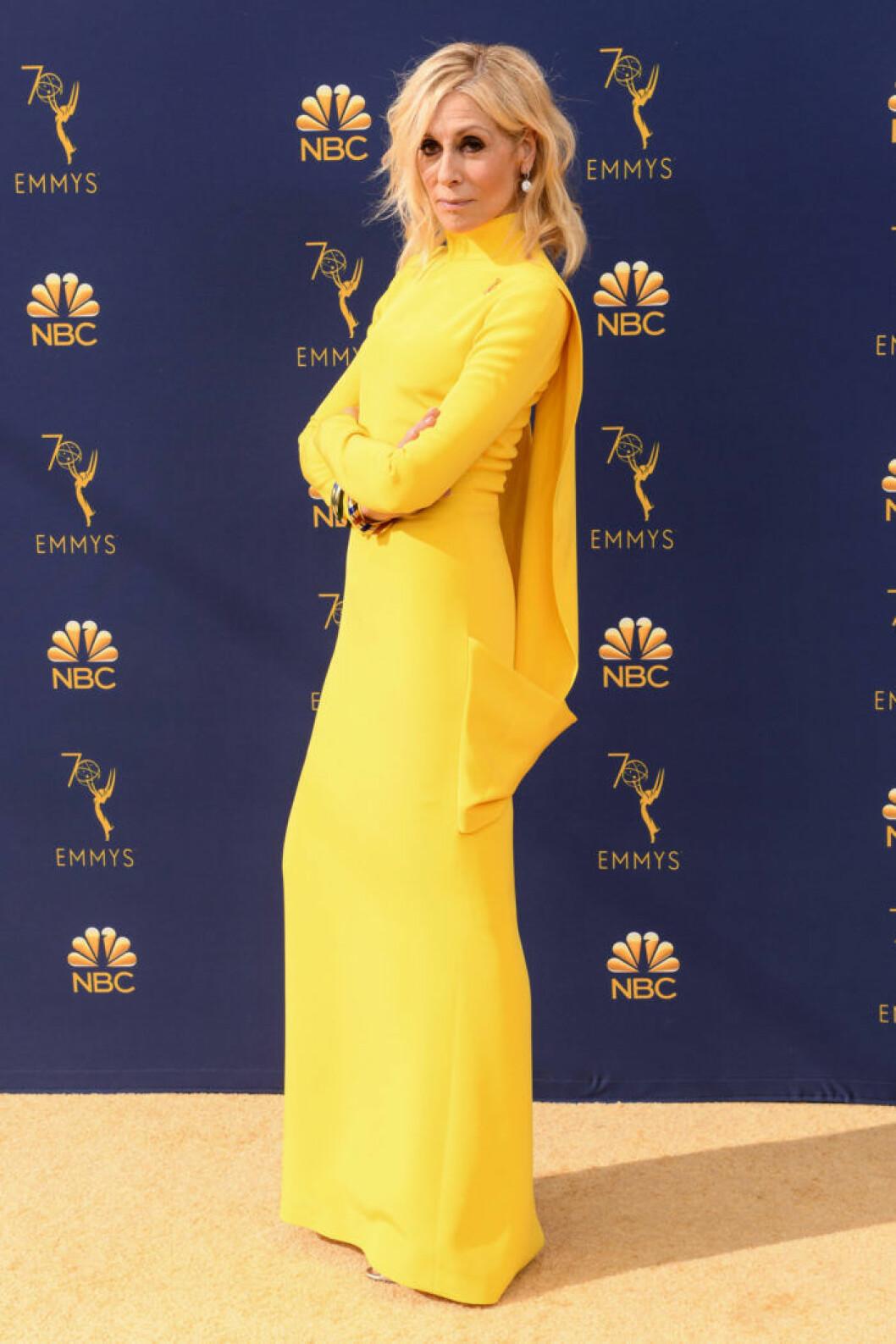 Judith Light Emmygalan 2018