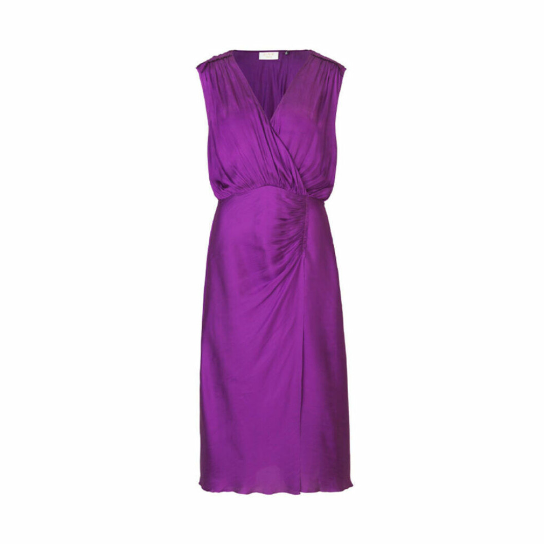 lila klänning day birger et mikkelsen