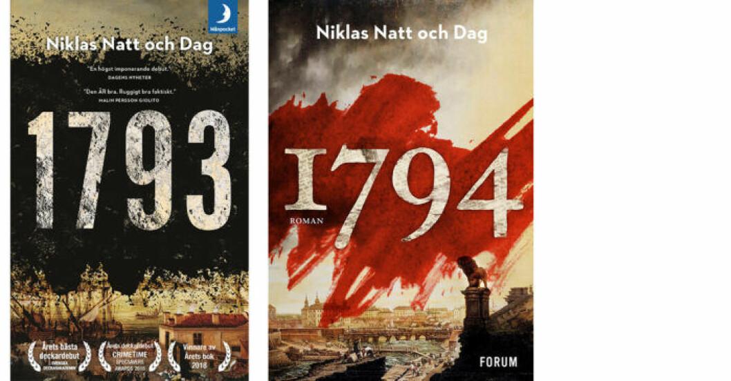 1793 och 1794 av Niklas Natt och dag