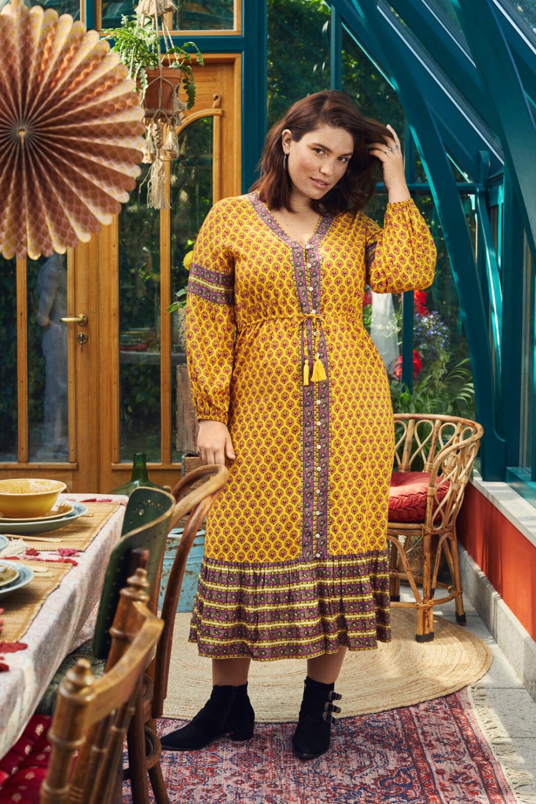 nya modeller med olika kroppstyper efter kritiken mot Indiska