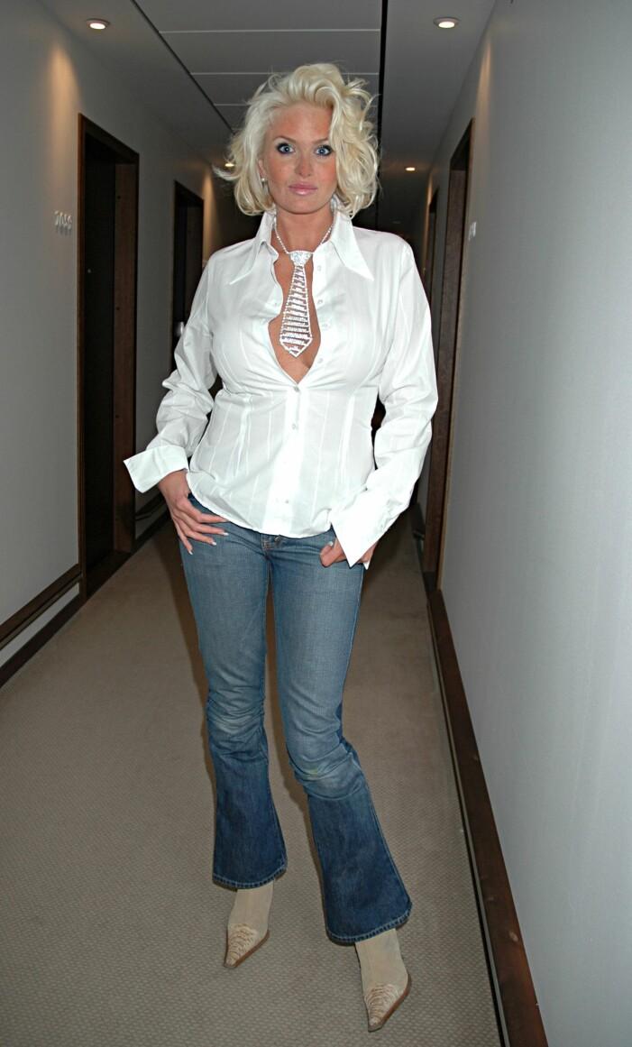 Carolina Gynning 2005