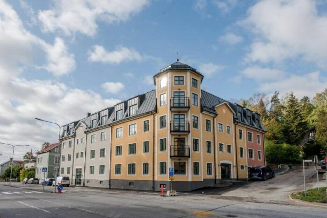 BRF Sparven är Sveriges finaste nybyggda hus