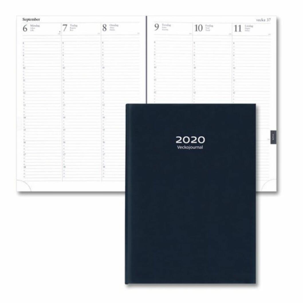 Veckojournal 2020 i kostläder