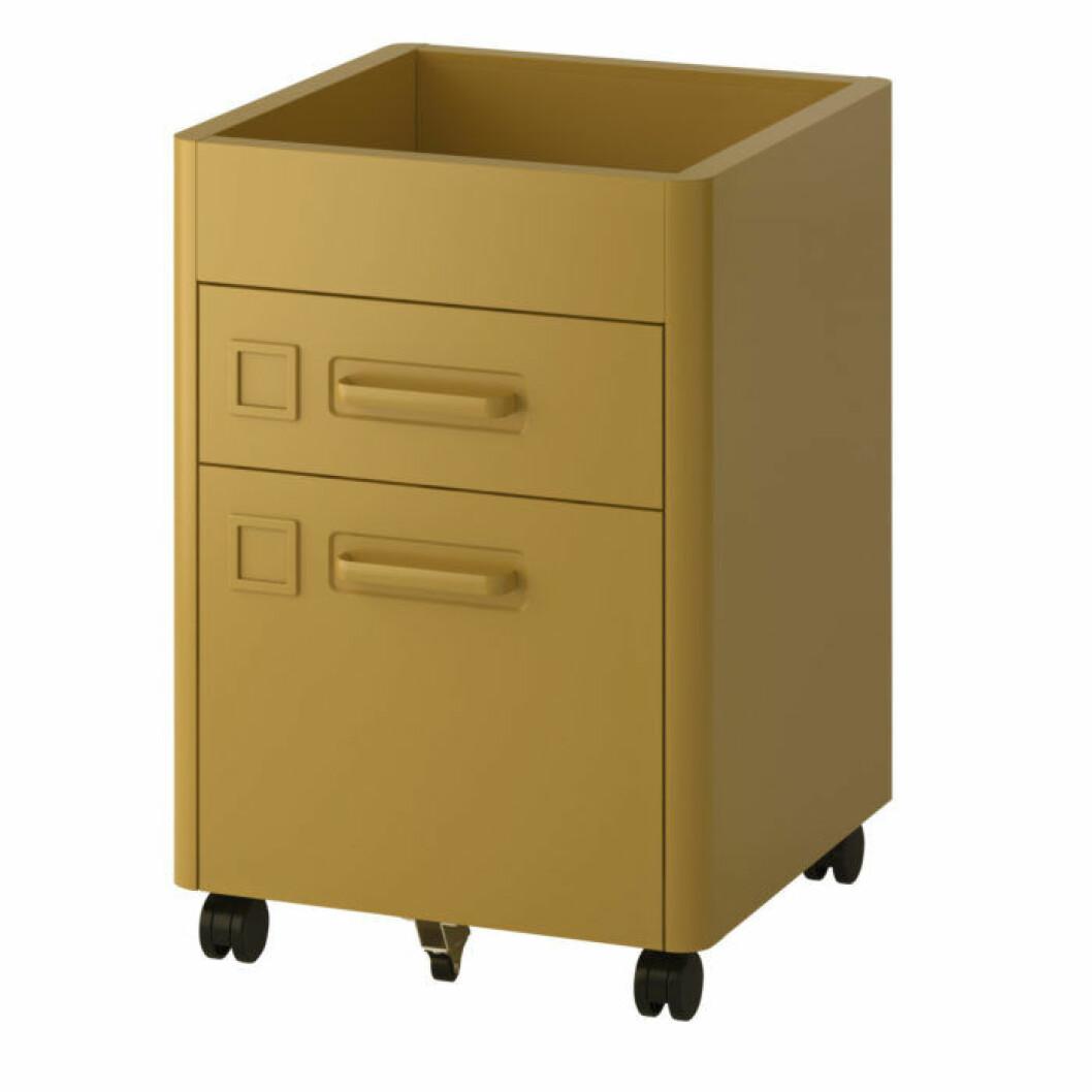 Idåsen i saffransgult är en hurts från Ikea