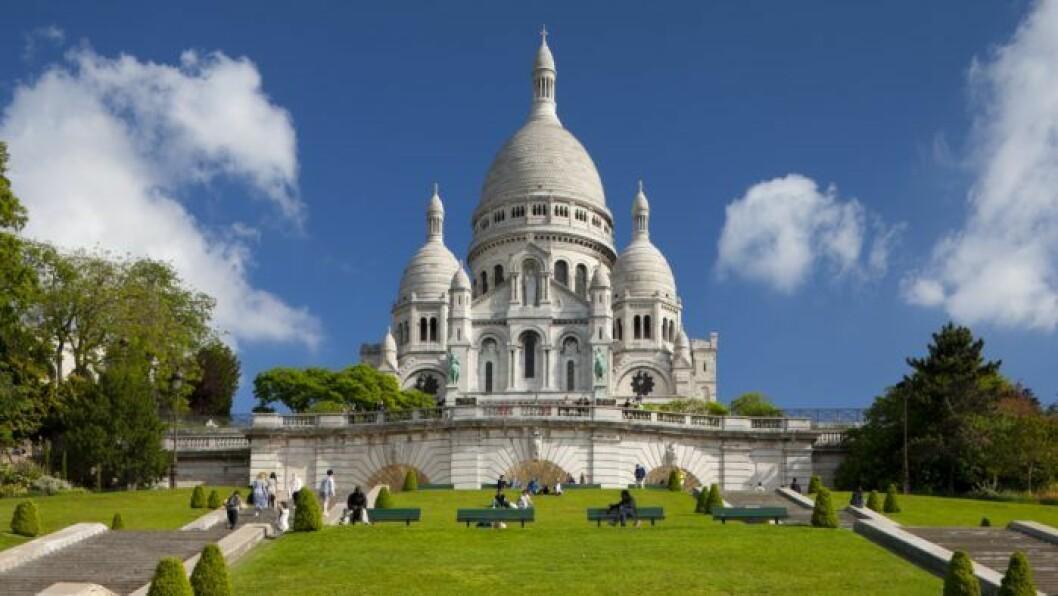 Hotell för famlijer i Paris