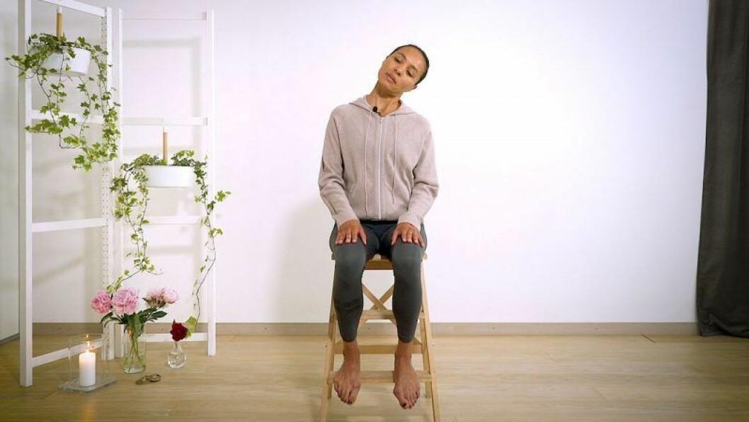 Yoga med Johanna – nacktilt