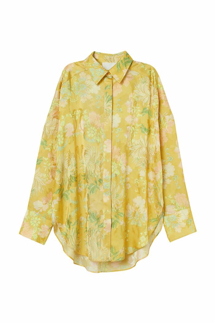 skjorta H&M Conscious Exclusive