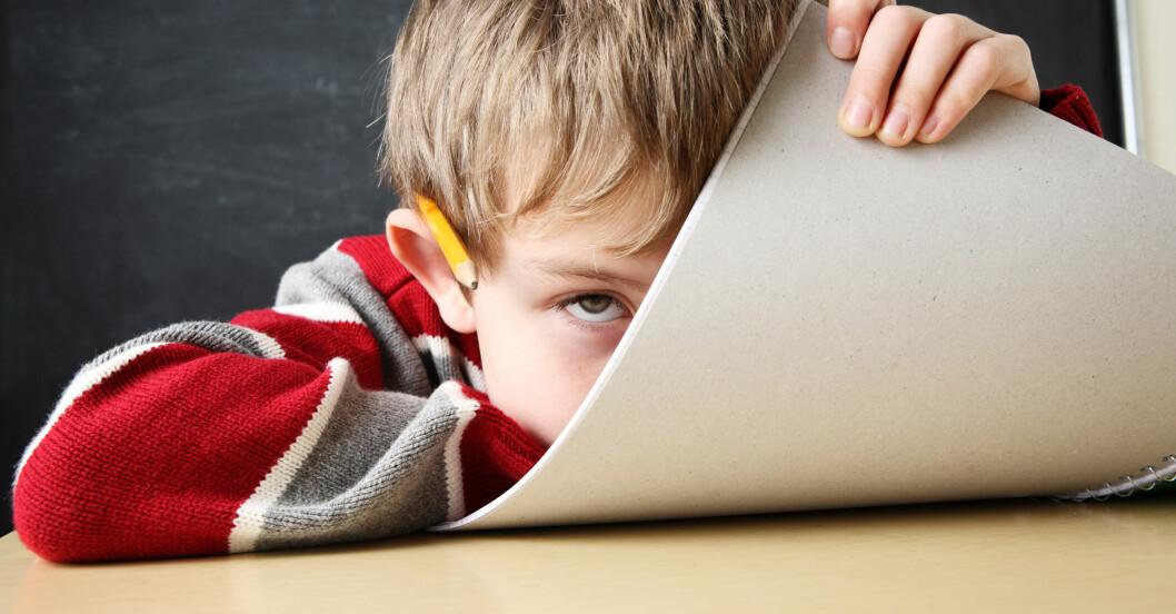 ADHD tecken hos barn