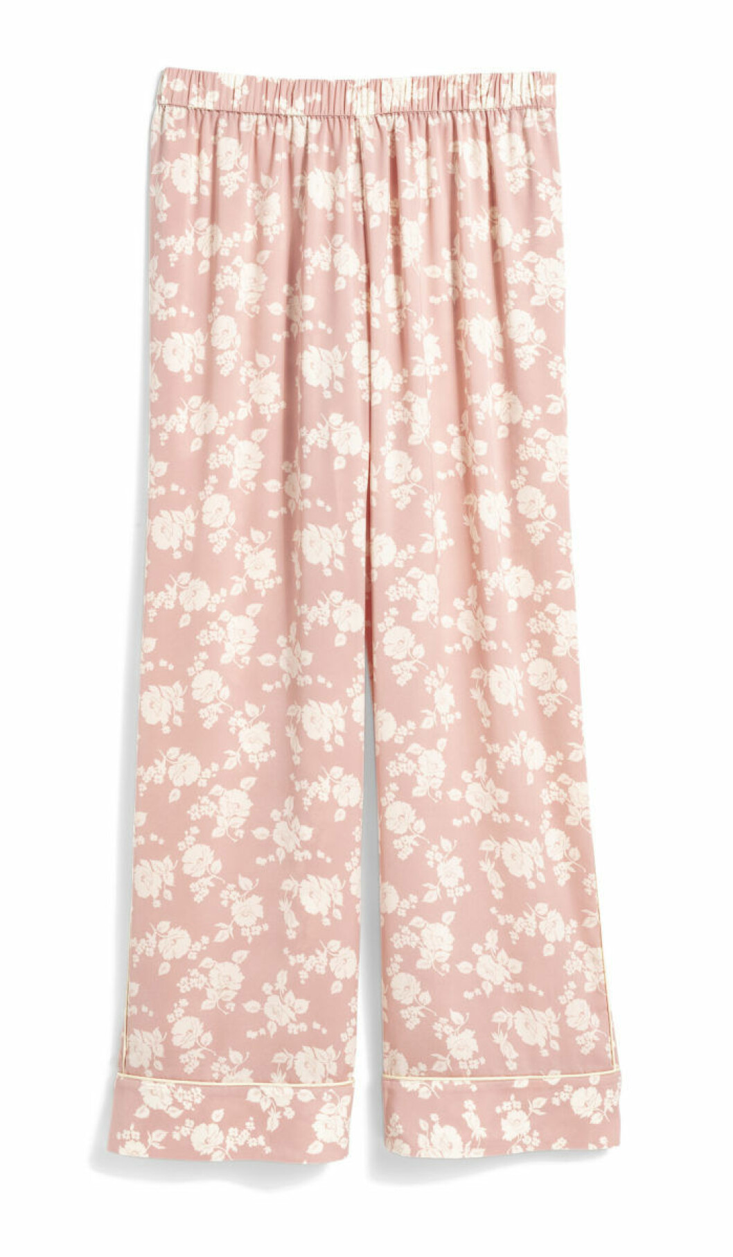H&M x Love Stories rosa pyjamasbyxor