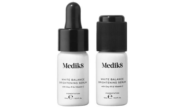 White Balancing Brightening Serum från Medik8, serum som är effektivt mot pigmenteringar.