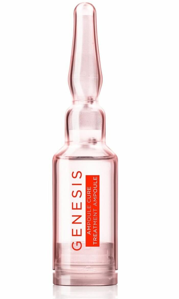 Genesis Ampoules Cure Anti-Chute Fortifiantes från Kérastase är ampuller med hårserum.