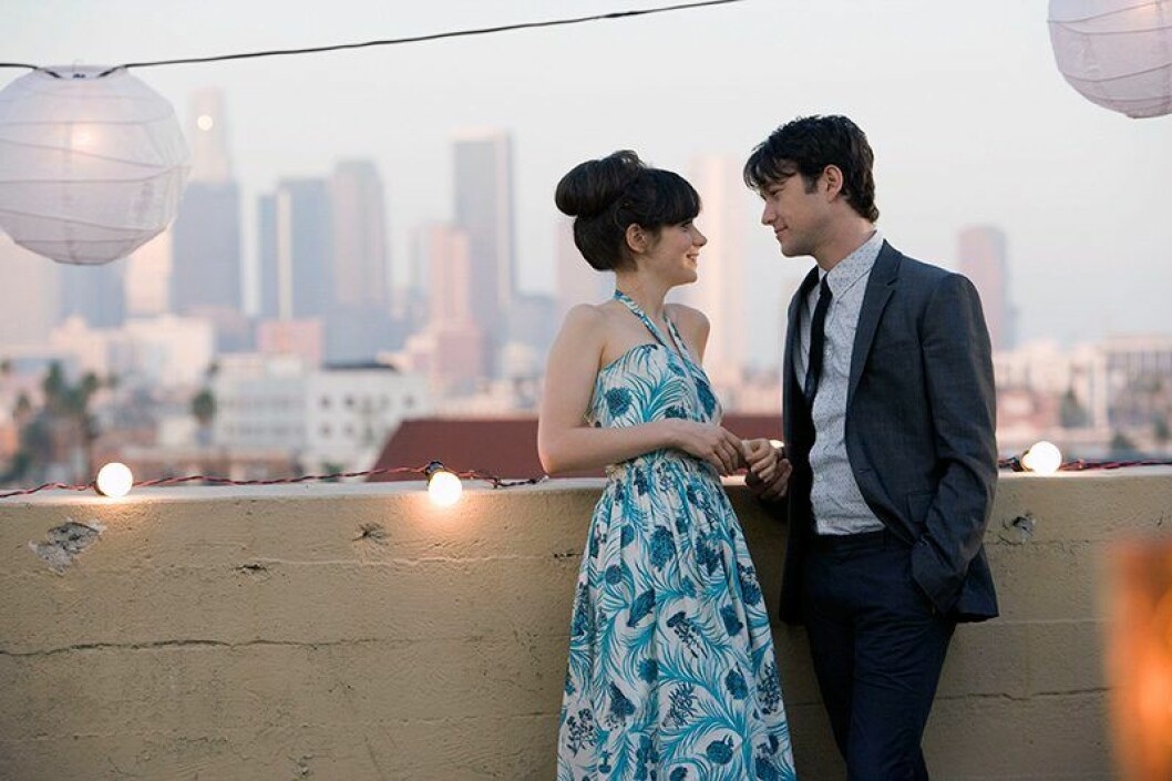 Filmen (500) Days of Summer släpps snart på Netflix.