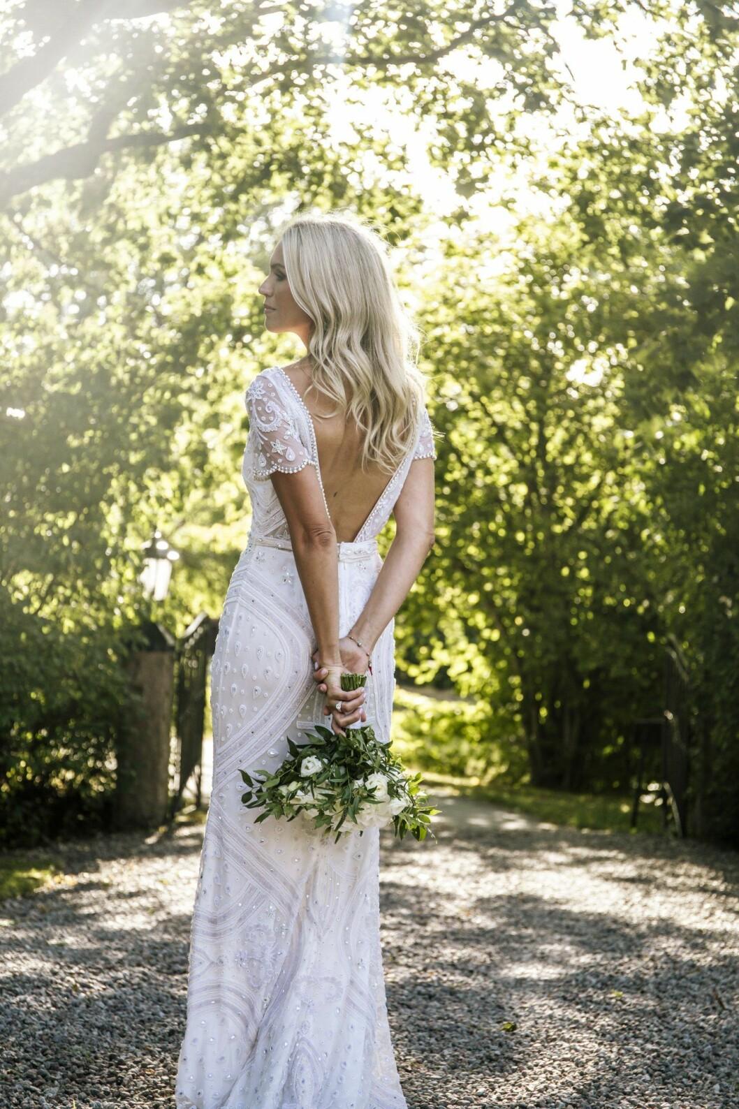 Andrea Brodin klänning