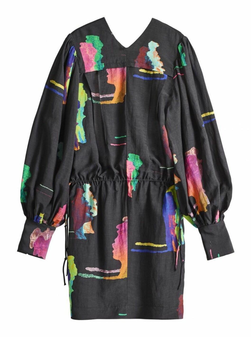 Klänning med smock H&M Studio SS20