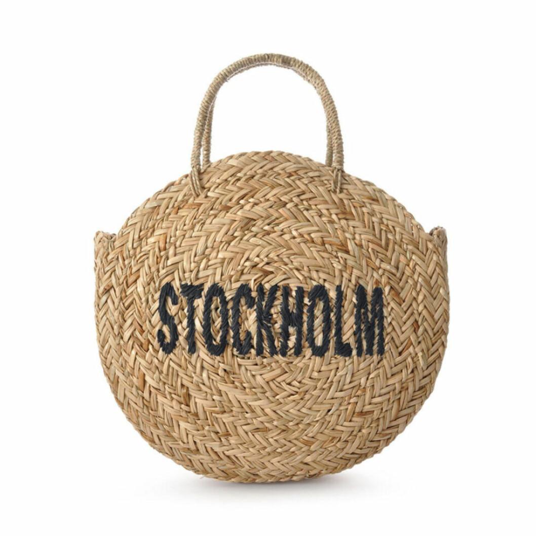 stråväska ceannis stockholm