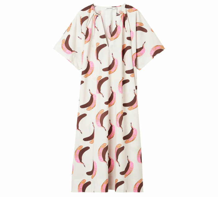 mönstrad klänning carin wester