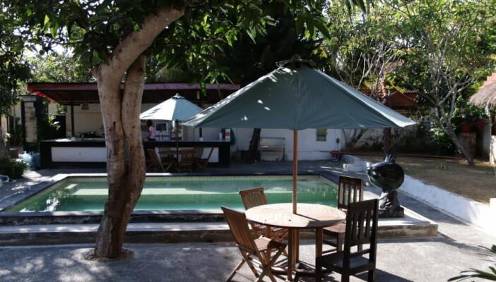 Linnea Larm-Svensson bor på ön Nusa Lembongan, söder om Bali.