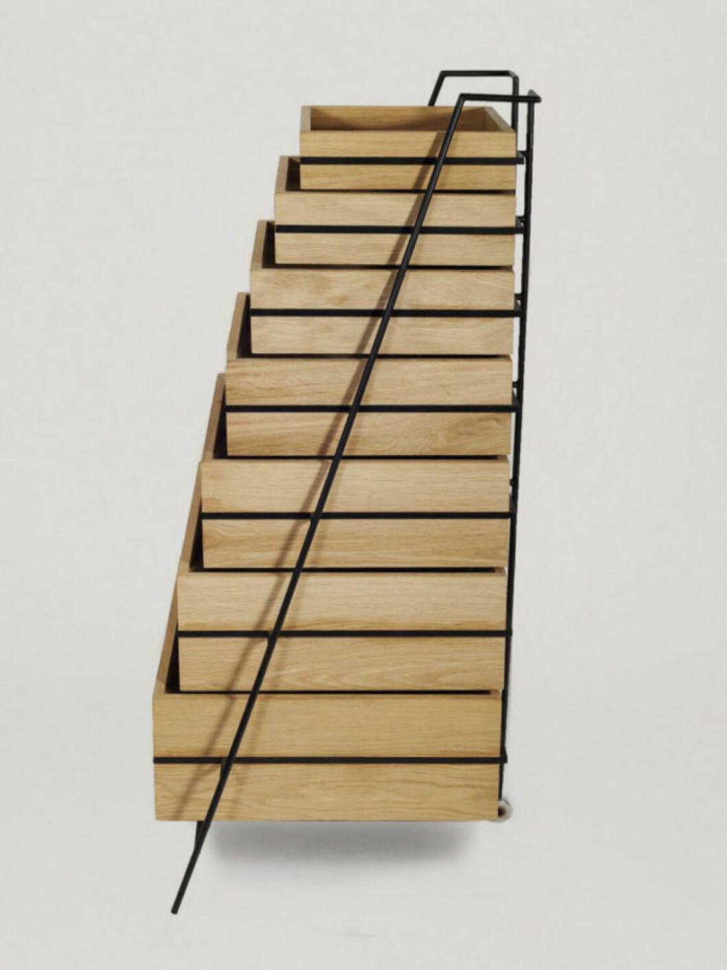 Byrån Sutoa av Keiji Ashizawa är en modern möbelikon.