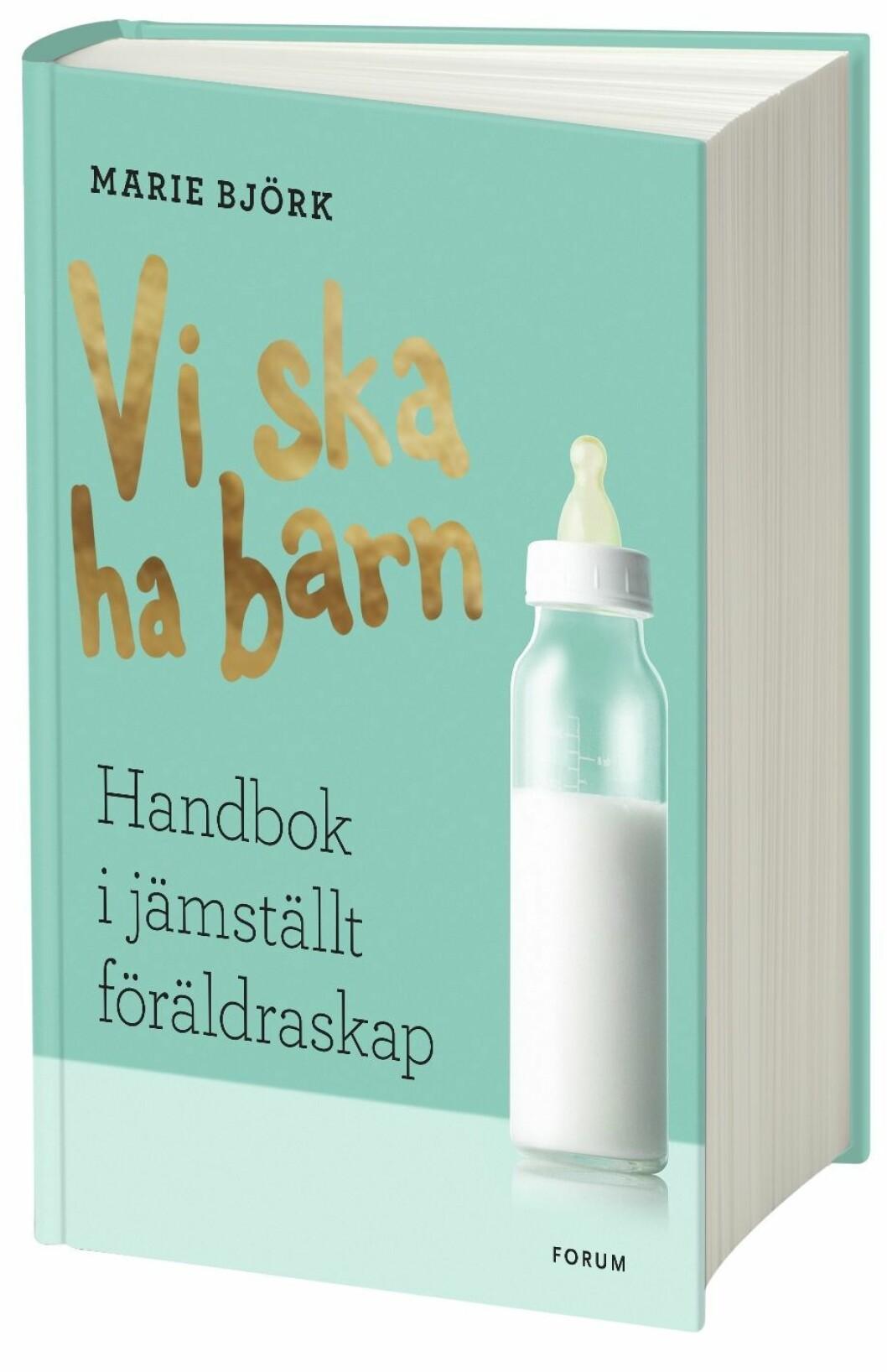 Vi ska ha barn, bok av Marie Björk