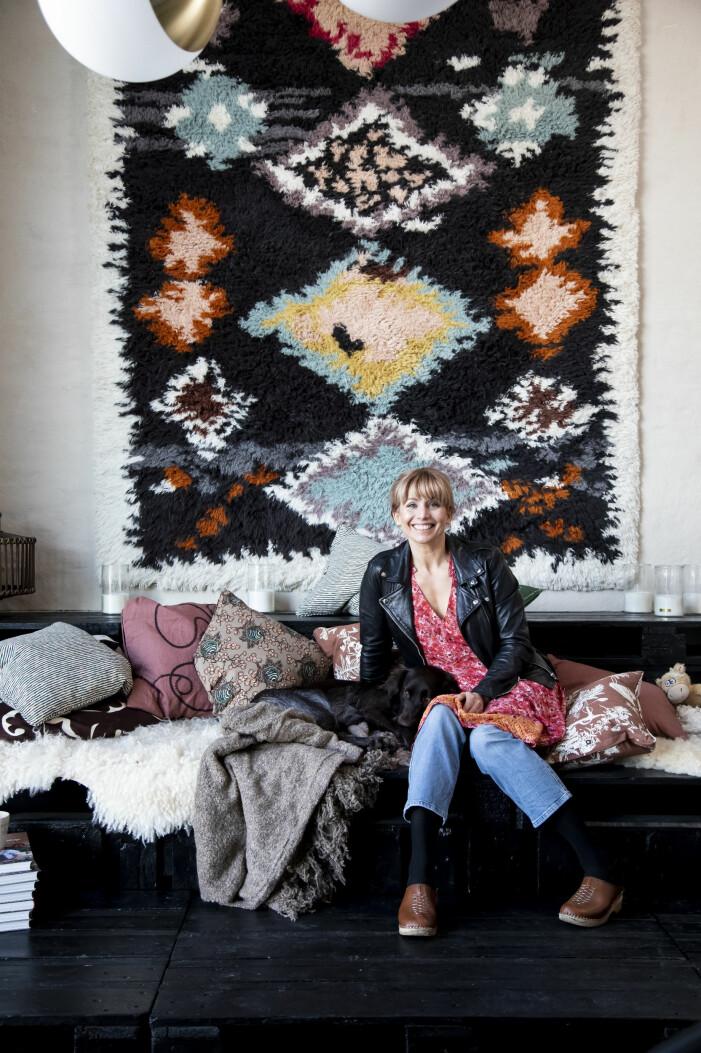Tina Nordström är ambassadör för organisationen Operation Smile.