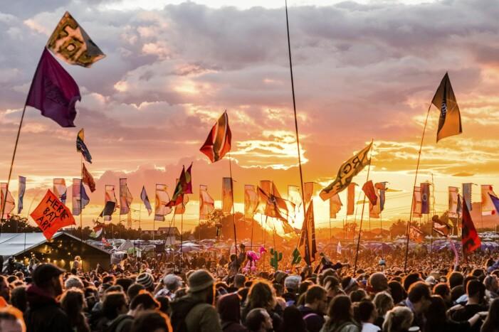 Glastonburyfestivalen livestreamas i år.