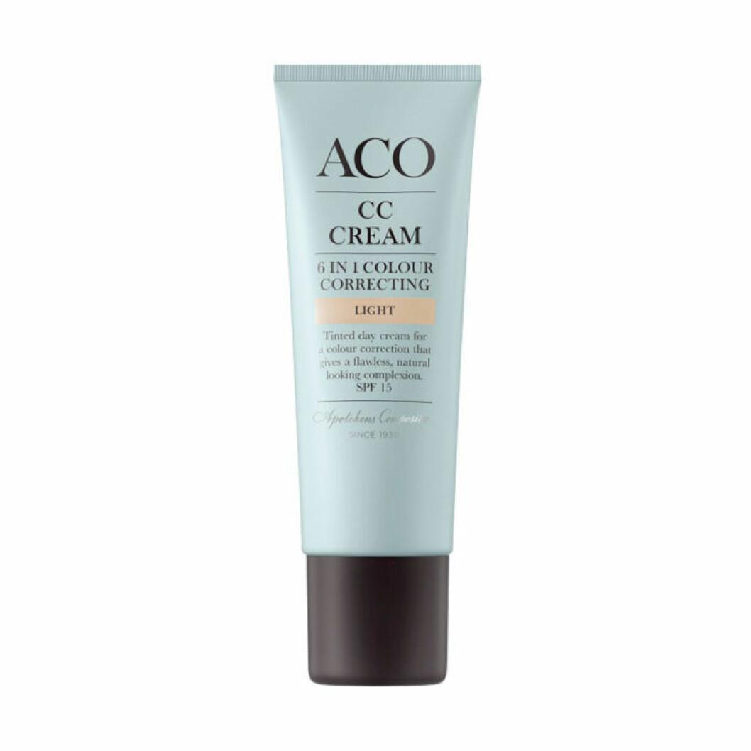 Aco cc cream med spf