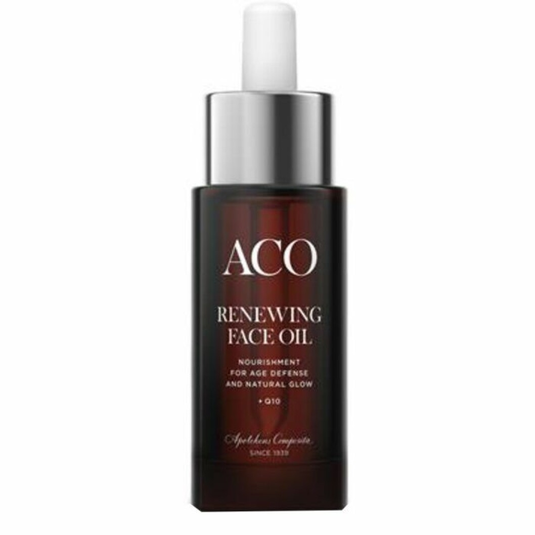 Aco ansiktsolja renewing face oil