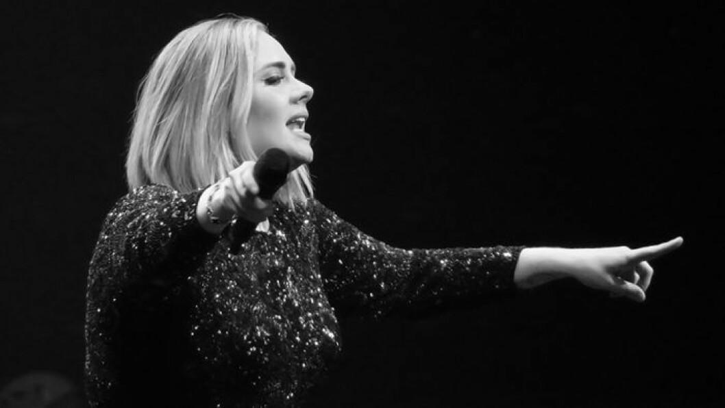 Adele Concert at the Bridgestone Arena – Nashville