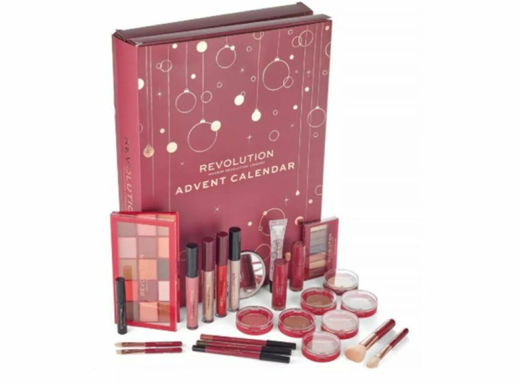 Adventskalender Makeup revolution