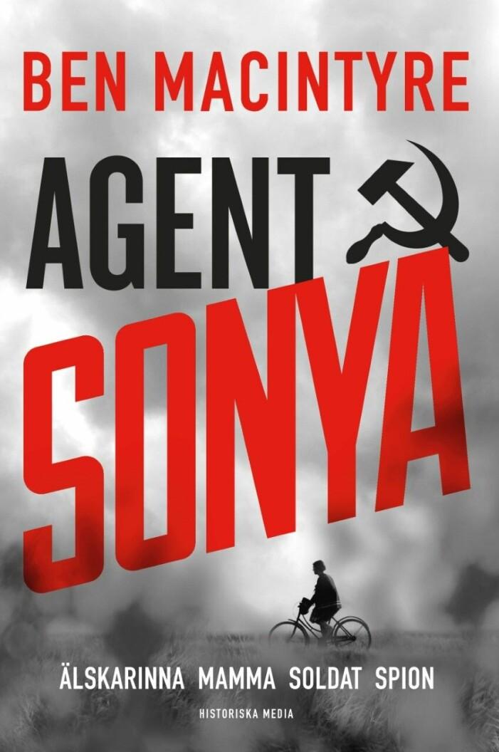 Bokomslag Agent Sonya av Ben MacIntyr