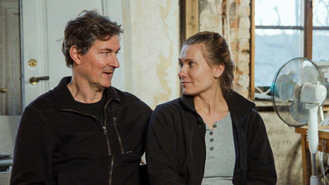 Agnes och Stefan Lätt