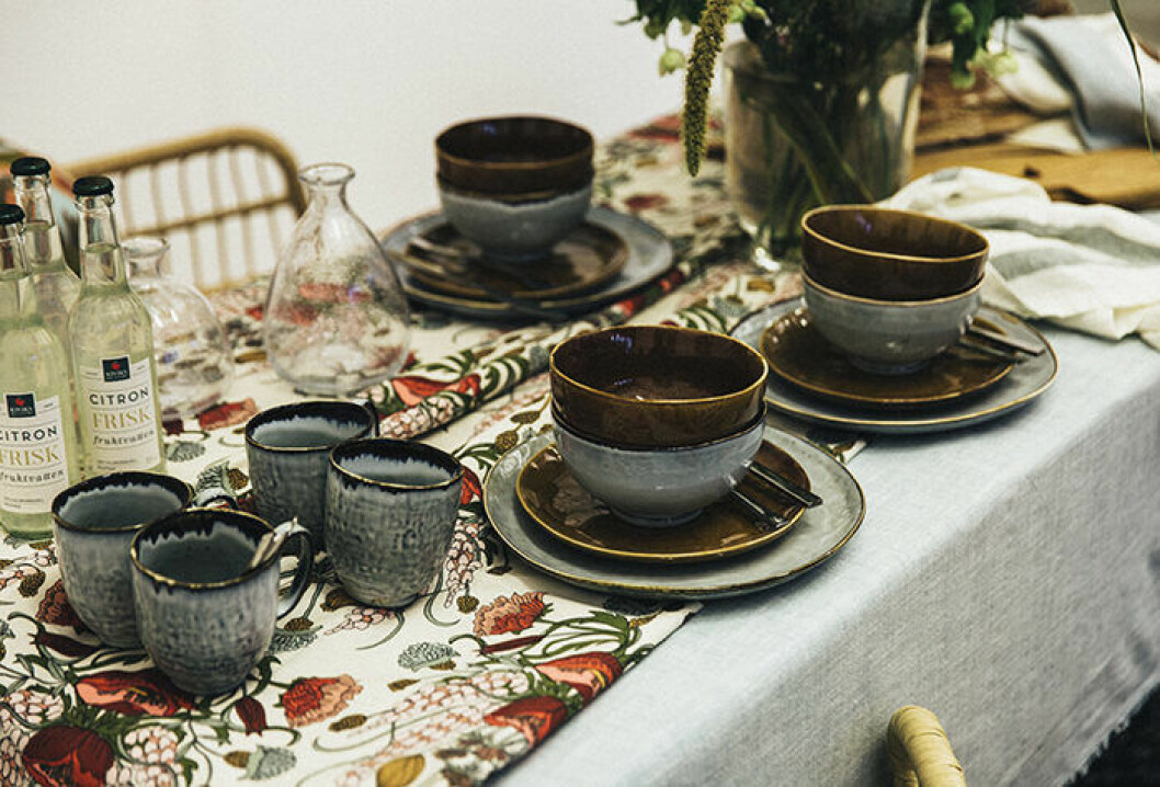 Keramik ur Åhléns vår- och sommarkollektion 2019