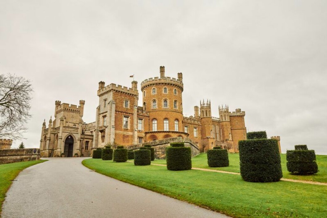 Belvoir Castle.