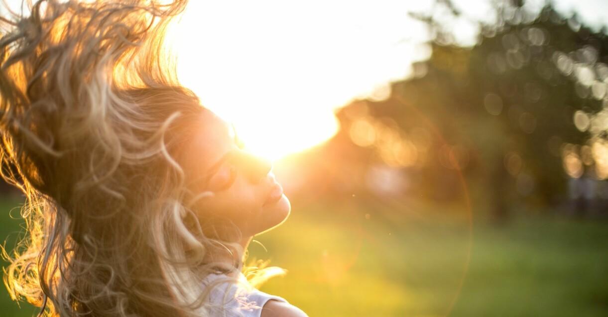 låt håret lufttorka i sommar