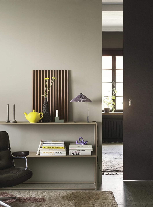 Lavendel och gult hos Alcro 2021