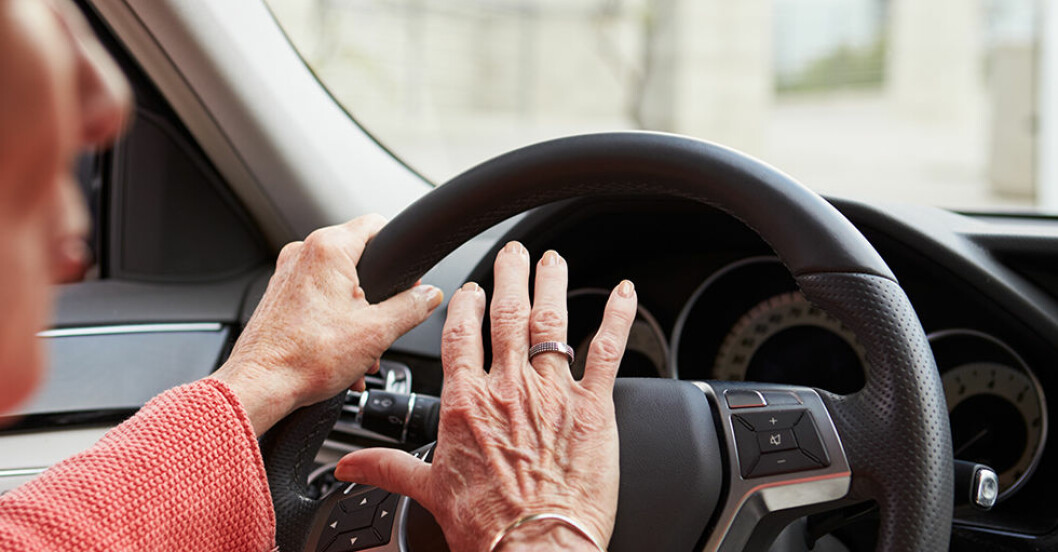 57% vill att bilförare över 75 år ska ta om sitt körkort