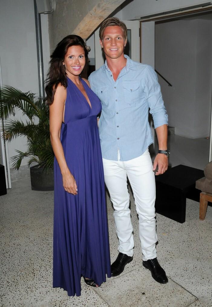 Carolina Gynning och Alexander Lydecker 2010
