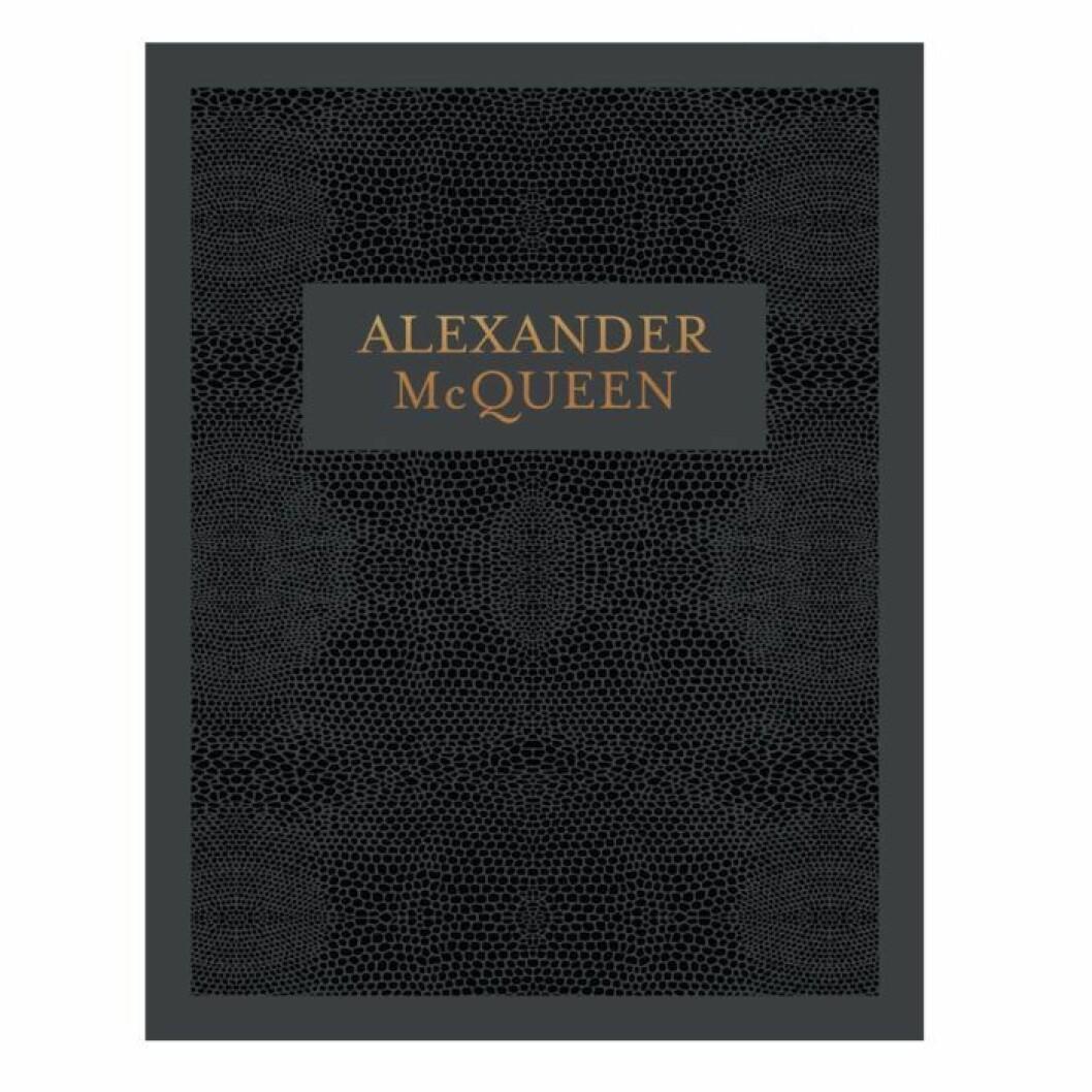 Alexander McQueen coffe table book