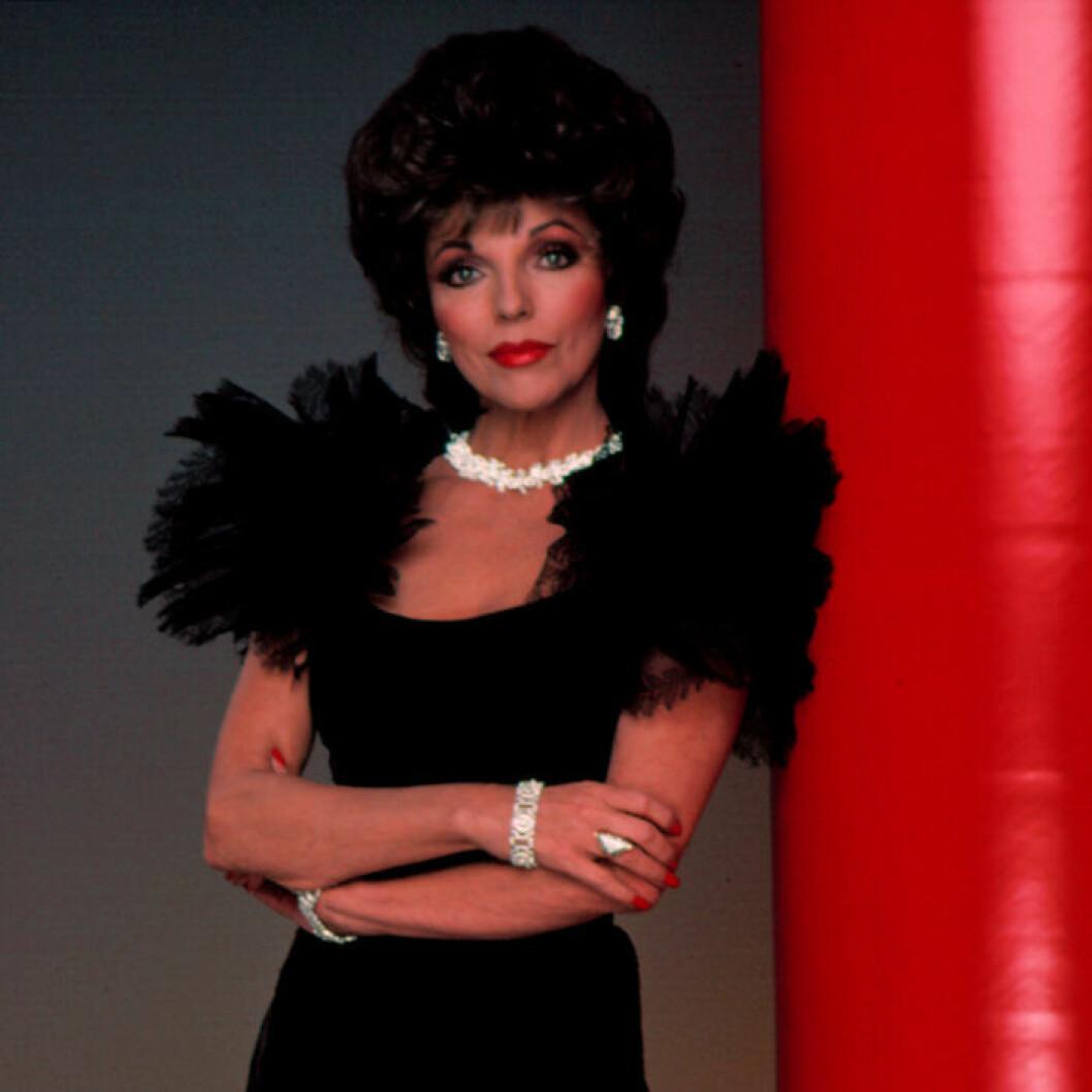 Alexis Colby i tv-serien Dynastin