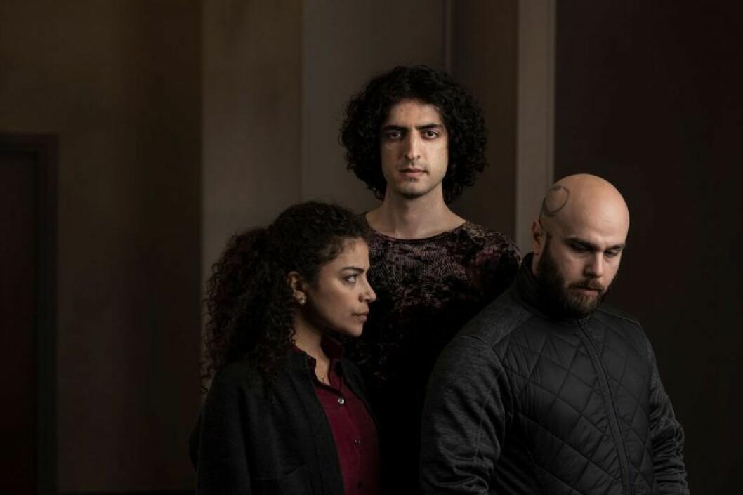 Allt jag inte minns av Jonas Hassen Khemiri blir tv-serie på SVT. I Huvudrollerna syns Siham Shurafa, Armand Mirpour och Pablo Leiva Wenger