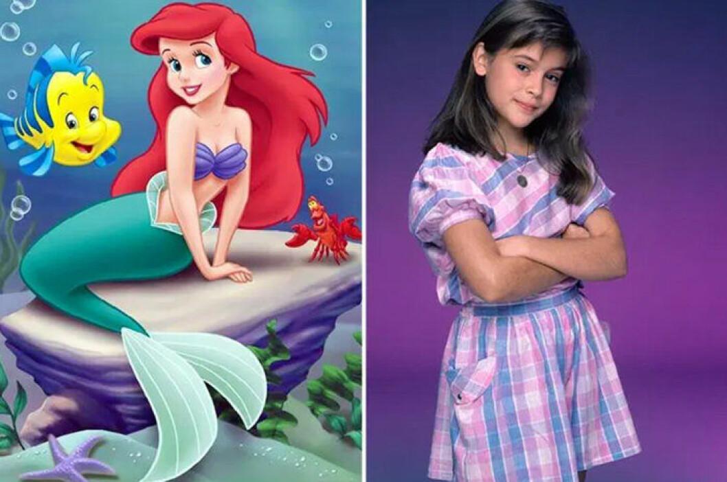 Alyssa och Ariel